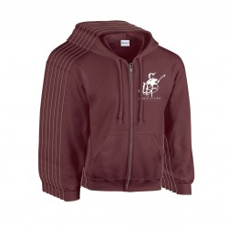 Pack 50 exemplaires - sweat zip Home/Femme
