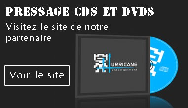 Pressage CDs DVDs
